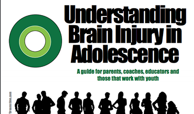 Brain Injury Guide for Youth screenshot