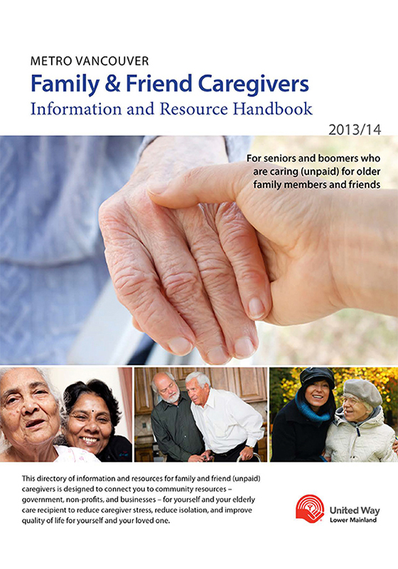 Caregivers Directory cover image