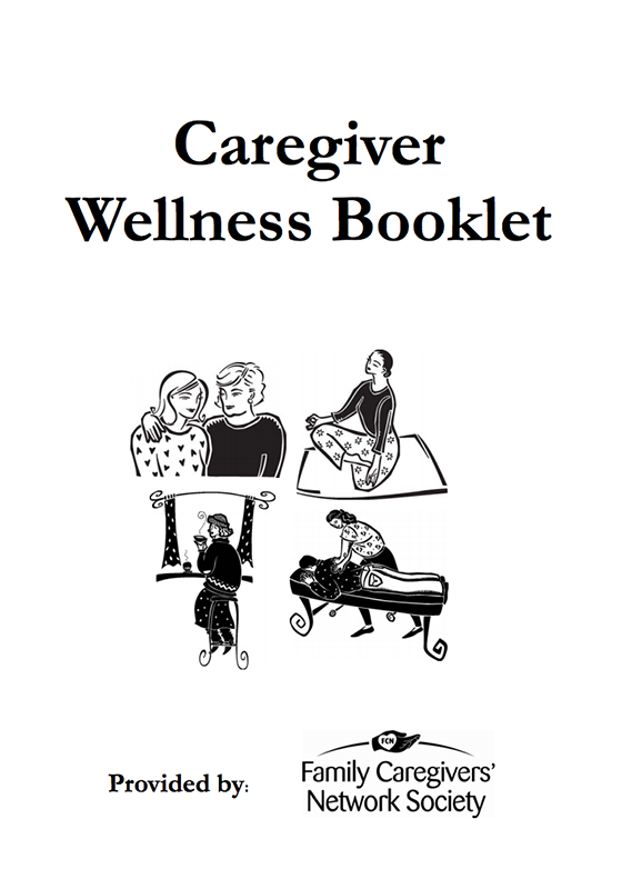 Caregivers Handbook cover image