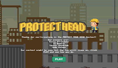 Protect Your Head screenshot