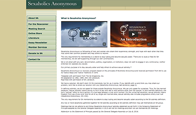 Sexaholics Anonymous screenshot 400x235