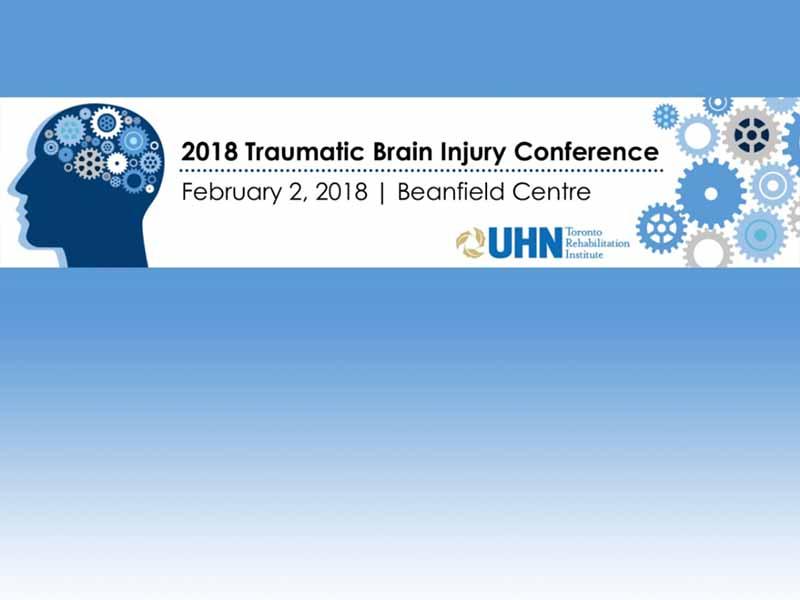 2018 Traumatic Brain Injury Conference