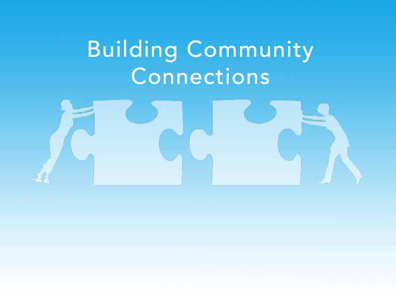 Building Community Connections event image