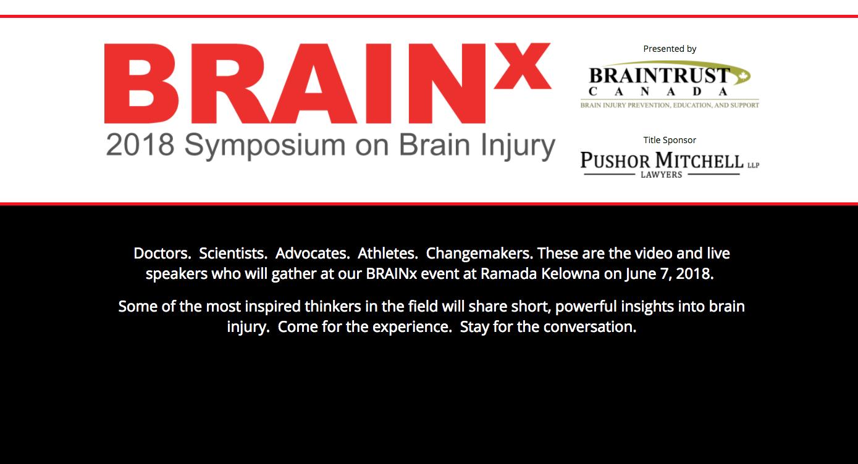 BrainX event image