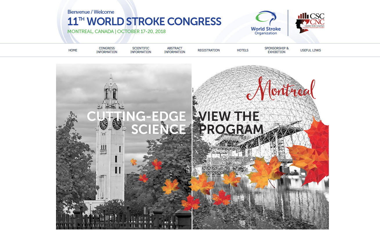 11th World Stroke Congress