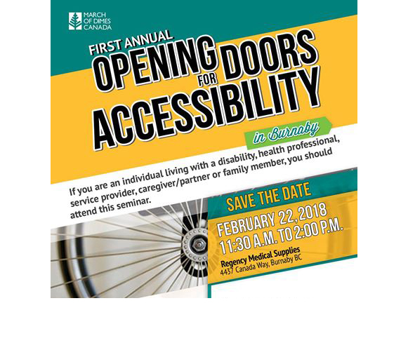 Opening Doors for Accessibility event image